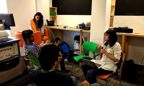 Code for Pakistan brings technology geeks to solve civic and social issues