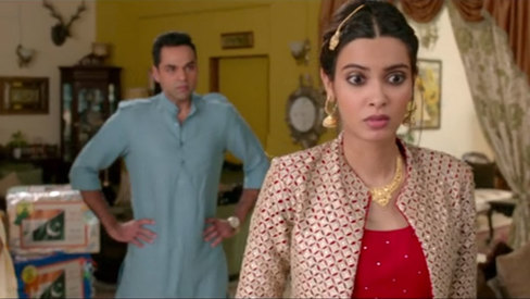 Diana Penty steals the show in Happy Bhag Jayegi trailer