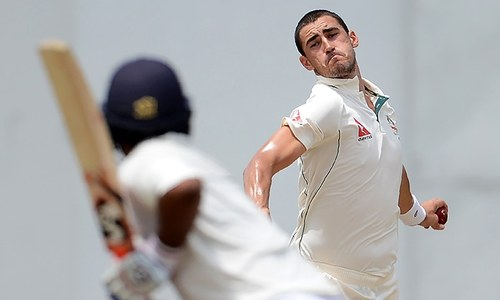 Australia's Starc can pass 300 wickets, says bowling coach