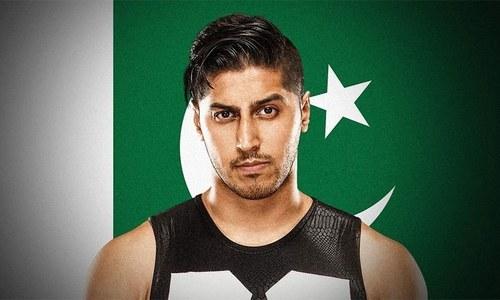 ڈبلیو ڈبلیو ای میں پہلے پاکستانی ریسلر کا سفر ختم؟