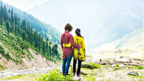 Meet the hiking duo that took a chance on Pakistan