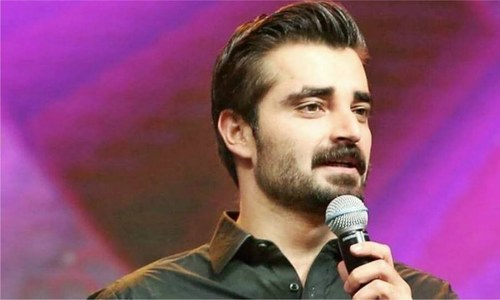Hamza Ali Abbasi's Facebook account banned for three days over Kashmir post