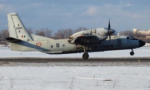 ہندوستانی فضائیہ کا طیارہ 24 گھنٹے بعد بھی لاپتہ