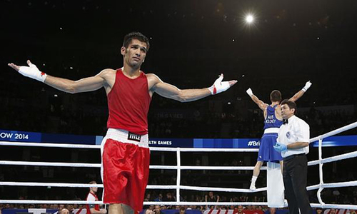 Pakistan's only professional boxer awaits govt, PBF backing