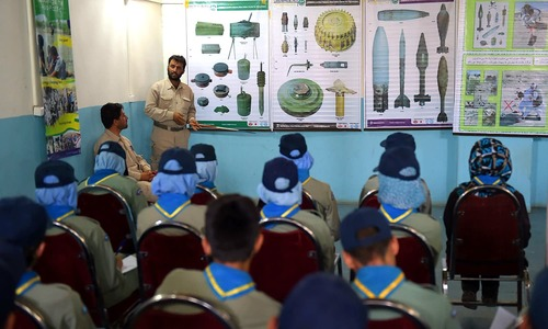Be prepared for mines, mullahs: Afghan Scouts' reborn