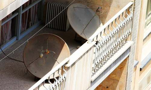Iran destroys 100,000 satellite dishes in 'morality crackdown'