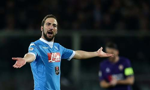 Juventus to smash Italian record for Higuain: reports
