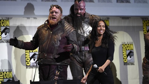 Warner, Marvel wow Comic-Con with blockbuster previews