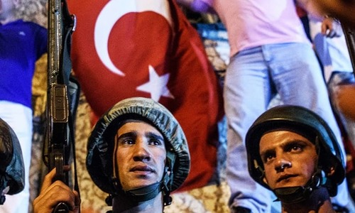 Amnesty says Turkey coup detainees being tortured
