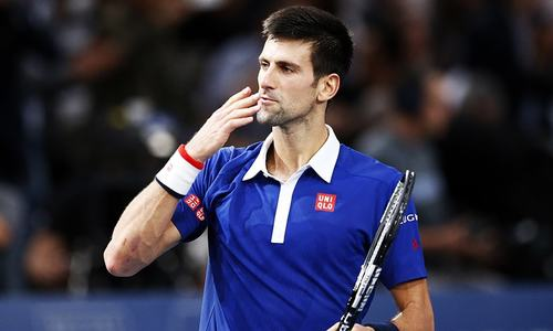 Rejuvenated Djokovic happy to be back on hard courts