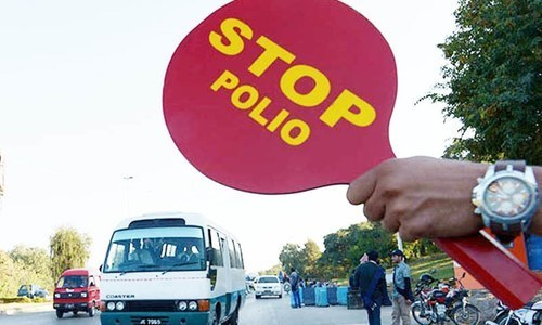 IMB concerned over changes in polio plan leadership in Sindh