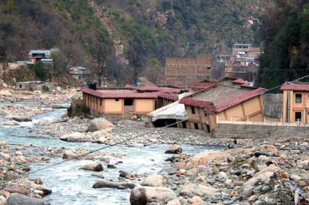 Rural health centre in Shangla village lacks basic facilities