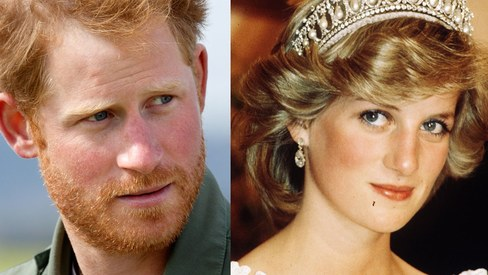 Prince Harry 'really regrets' not talking about Princess Diana's death