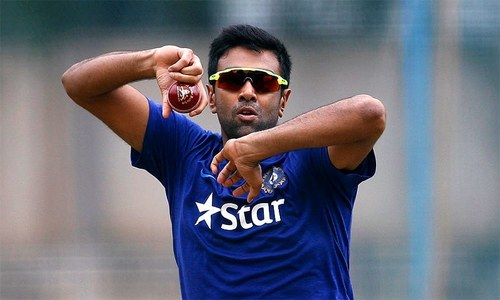 Ashwin replaces Yasir as No. 1 Test bowler