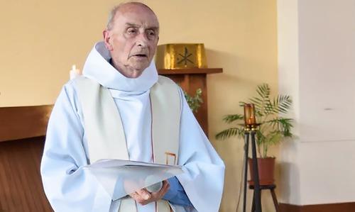 Late priest Jacques Hamel.
