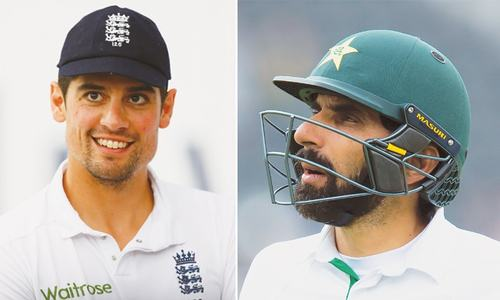 Misbah concerned over batting flop, Cook lauds Root