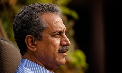 Waseem Akhtar remanded to prison in 10 cases