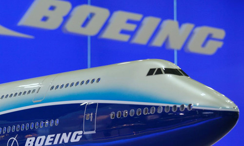 India inks $1 billion deal with Boeing to buy four spy planes