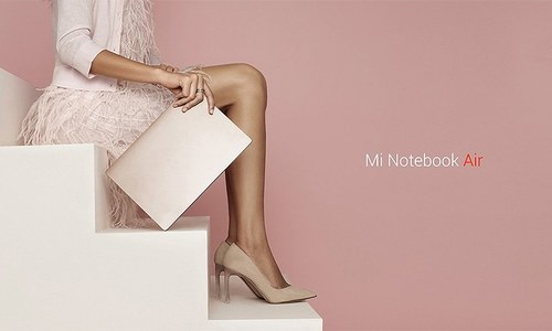 Xiaomi enters laptop market with $750 Mi Notebook Air