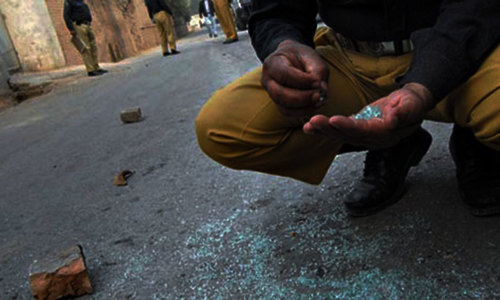 Roadside blast in Quetta injures seven