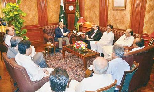 Qaim resigns, asked to continue until successor takes charge