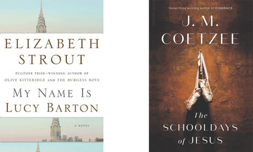 J.M. Coetzee, Elizabeth Strout on Man Booker Prize list