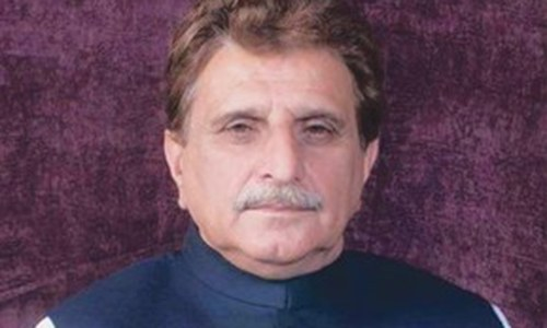 Sharif picks Raja Farooq as AJK PM-elect