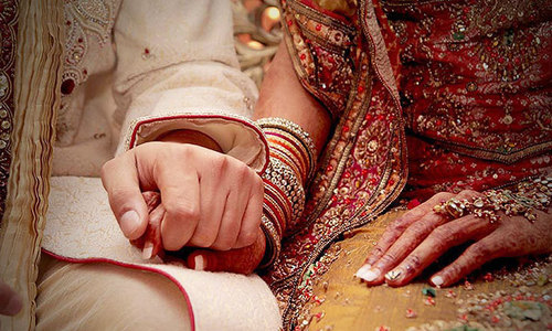 Underage marriage: minor boy released