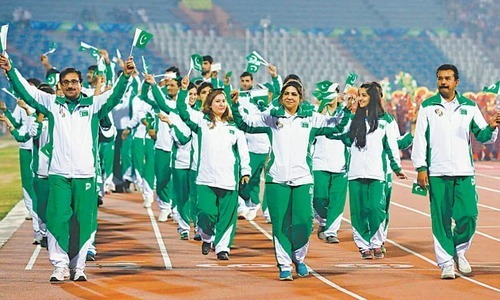 United efforts required to fix Pakistan's ailing sports scene: POA chief