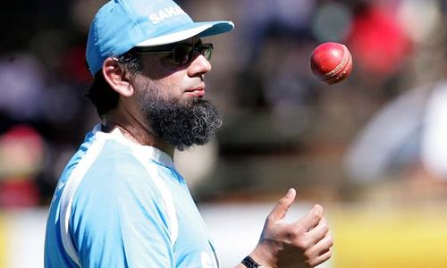Saqlain set for second stint as England spin guru
