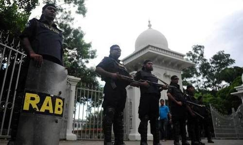 Bangladesh upholds death sentence for six militants