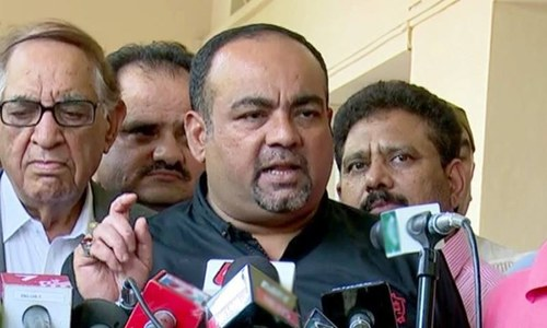 MQM announces to stay away from Sindh CM's election