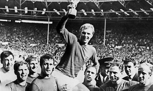 Fifty years on, 1966 World Cup stirs English senses