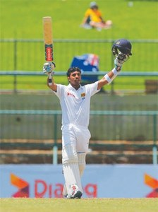 Majestic Mendis revives Sri Lanka hopes with unbeaten ton