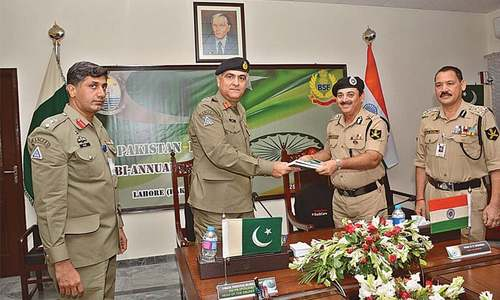 Accord to let local commanders resolve minor border issues