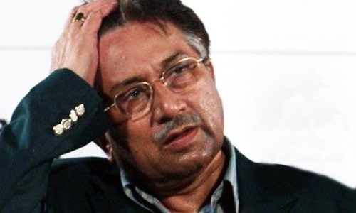 DHA told to confiscate Musharraf's properties