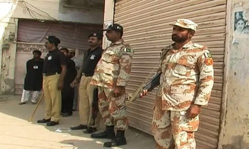 Communal tension in Ghotki subsides