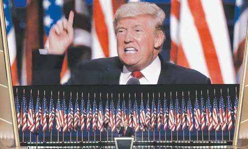 Politics: The Trump Card: Understanding Donald's appeal
