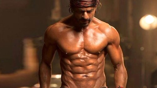 Shah Rukh Khan tells you how to get his 8-pack abs