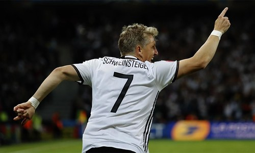 Bastian Schweinsteiger retires from Germany duty