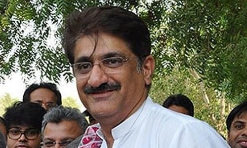 مراد علی شاہ نے وزیر اعلیٰ سندھ کے عہدے کا حلف اٹھالیا