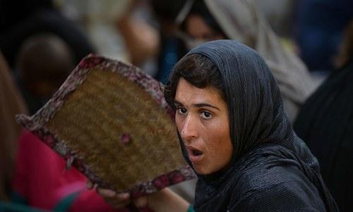 افغان مہاجرین کی واپسی کا عمل جاری