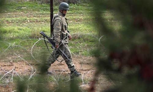 Five Turkish soldiers killed in PKK ambush