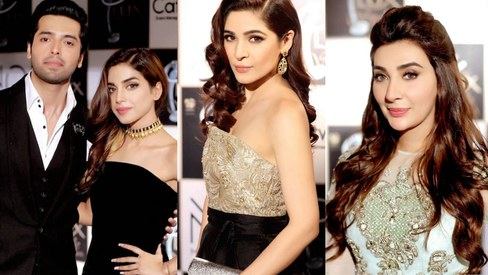 What went down at the Lux Style Awards 2016
