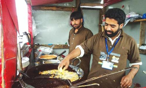 Meet the Malam Jabba skiing champ who runs a tea stall to make ends meet