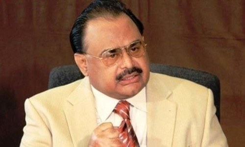 Altaf, others declared proclaimed offenders in murder case