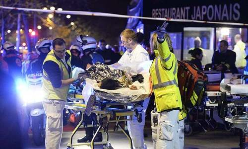 Pakistani man one of two 'accomplices' charged in Paris attacks