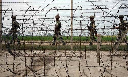 ایل او سی: جھڑپ میں 2 ہندوستانی فوجی، 2 'جنگجو' ہلاک