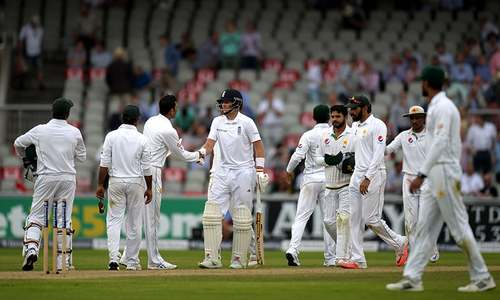 Pakistan licking their wounds after a 330-run drubbing: Matthew Hoggard