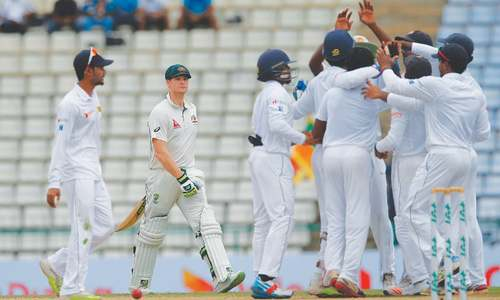 Herath spins Sri Lanka to stunning win over Australia